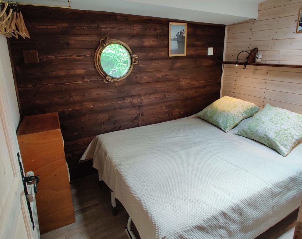 Cabine 4 avec lit double